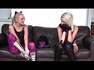 Faye & Ashleigh Hypnotized 2 of 2 (Entrancement Uk Freebie)
