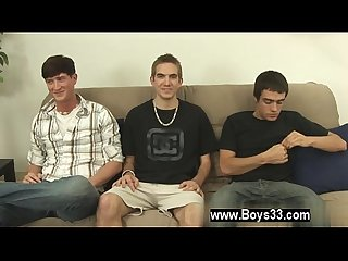 Gay cumming in ass movie i had them open the futon and gabe prepared