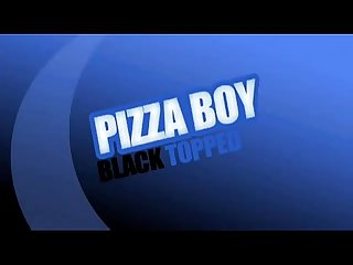 Black topped pizza boy part 1