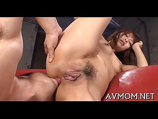 Horny mother i d like to fuck gets three some