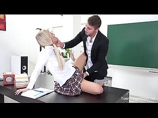 Fuckstudies com karolina blonde babe gets help and orgasm