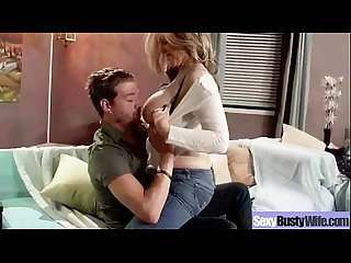 (julia ann) Mature Big Round Juggs Lady Love Intercorse video-19