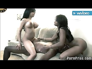 hot ebony threesome to Phat Kat - kilo macc & Casino Redd