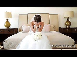 Busty stepmom fucking Newlyweds
