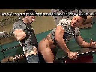 San Francisco Meat Packers 2 - Jimmy Durano and Angelo Marconi