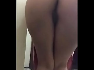 Desi babe Hot ass show 8y5c