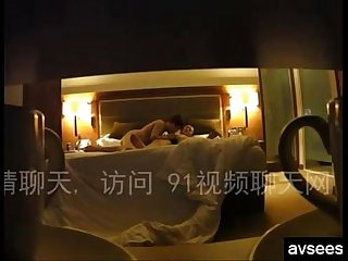 Fucking Chinese cheating wife (hidden cam)