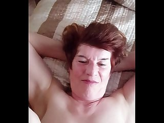 69 yold granny dot in wales taking my young black dick Pt 1