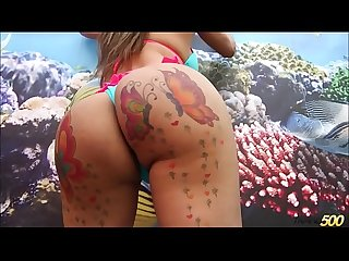Top Tatted T-Girls of Trans500 (2019) Compilation