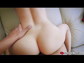 Elena koshkas foreign pussy fuck from behind