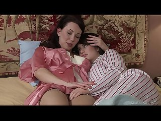 Mommy and Daughter Fingerfuck - Ashlyn Rae, RayVeness