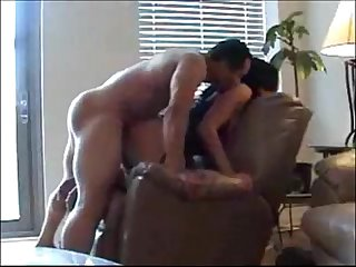Hottest cheating wife getting hottest doggystyle