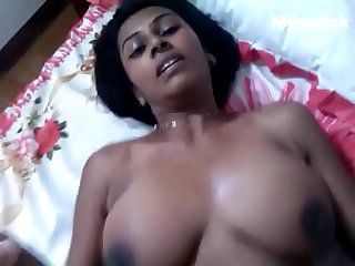 Anisha is getting fucked up by her boyfriend