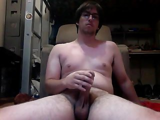 Jerking off again