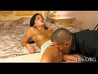 Losing her arse virginity