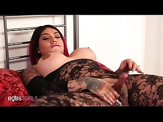 Demii D Best jerk off in lace