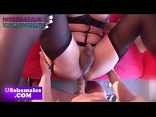 Nst Shemale Trainer - Forced Home (Sissy Rus Lesson)