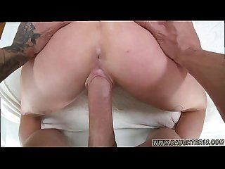 Teen anal creampie to mouth and best blonde compilation xxx sneaking
