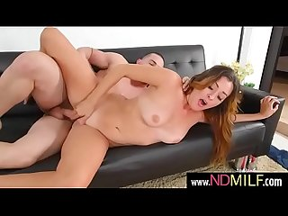 Isabel big tits sluty mature lady in sex scene