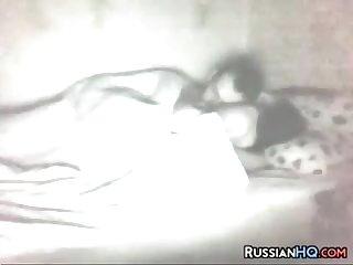 Secret camera recording russians Fucking