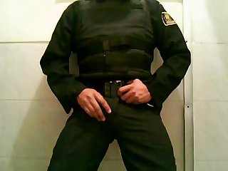 Guarda fardado 2