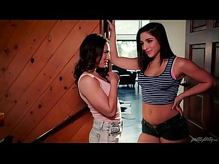 Abella danger share her step brother s dick with her friend