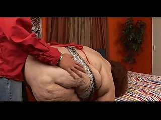 Sex with obese on cam