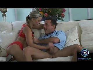 Graceful babe liliane tiger love the taste of man S jizz on her mouth