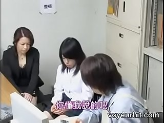 Japanese mom and daughter 8