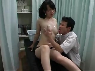 Breast massage orgasm part 2
