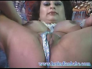 Indian jayde striptease