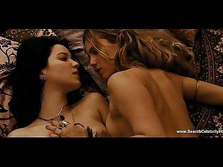 Nathlia dill E lvia de Bueno cenas lsbicas