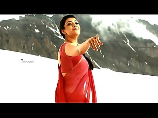 Kajal Agarwal's Big Boobs in saree