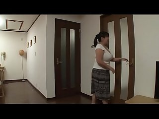 Japanese mother fucks son