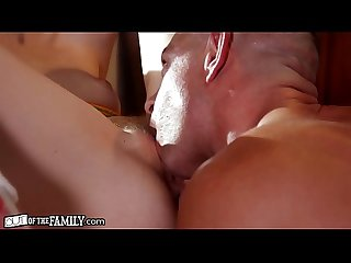 Chloe Wants Mom's Boyfriend in Tight Teen Pussy!!