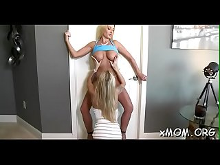 Ravishing mother i d like to fuck goes wild while riding a subrigid pecker