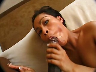 Dime Piece Asian Mei-Yu Anal Training With The BBC