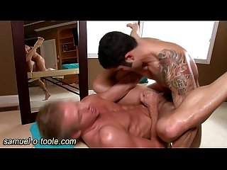 Samuel o toole facializes masseur