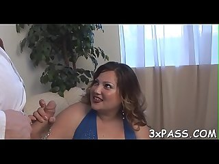 Check up extremely hawt interracial sex with sexual bbw slut