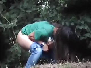 Latina Holding Herself (latina pee)