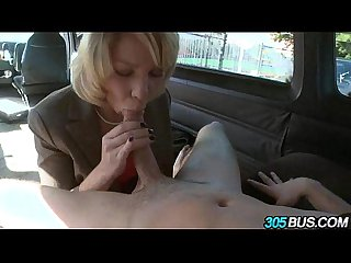 Blonde mommy wants young cock 2