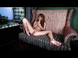 Stunning Russian girl Sasha Bikeyeva with a perfect figure and her royal masturbation and squirt..