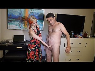 Ballbusting: Goddess Lilith destroys the balls of Andrea Dipr�