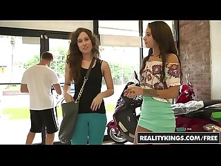 RealityKings - Money Talks - (Esmi Lee, Kendra Cole, Levi Cash) - Panties Down