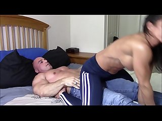 Dick grinding till orgasm