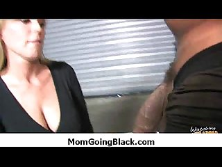 Big fat black monster cock in my moms tight pussy 27