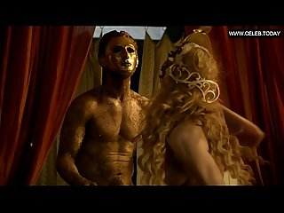 Viva Bianca full frontal nude topless sex scenes spartacus blood and sand s01 2010