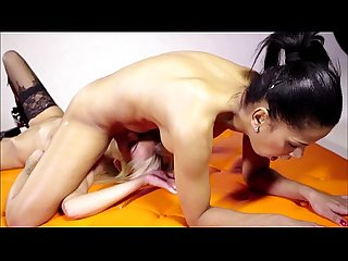 Mistress vs cheated wife foot fetish lesbians