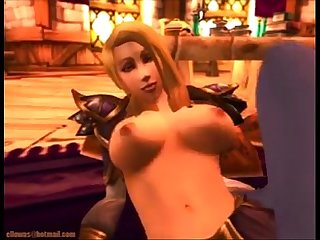World of warcraft colon jaina lesbian fuck