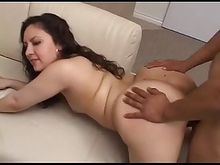 Slutty brazilian milf slammed by two younger boys vol period 14